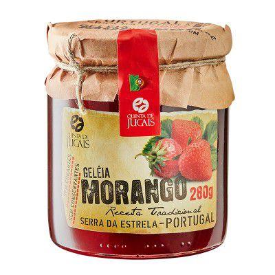 Geleia de Morango 280g Quinta dos Jugais