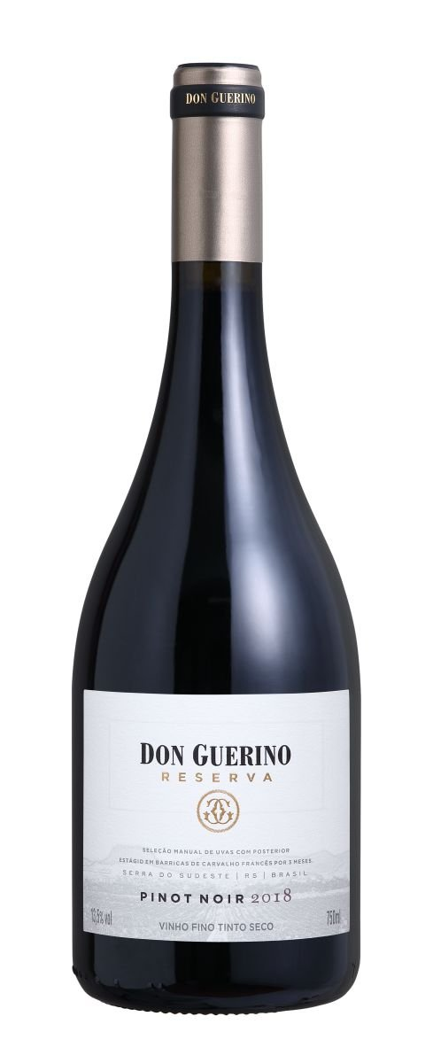 Vinho tinto Pinot Noir Reserva Don Guerino