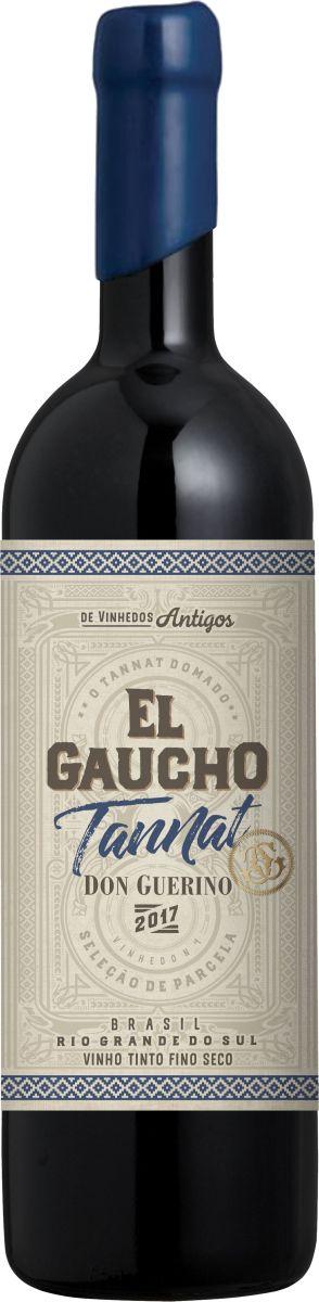 vinho tinto Tannat El Gaucho Don Guerino