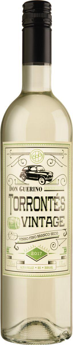 Vinho branco Torrontés Don Guerino
