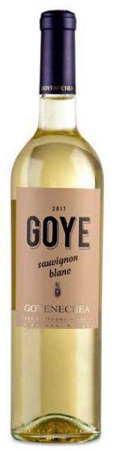 Vinho branco Sauvignon Blanc Goye