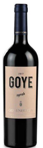 Vinho tinto Shiraz Goye