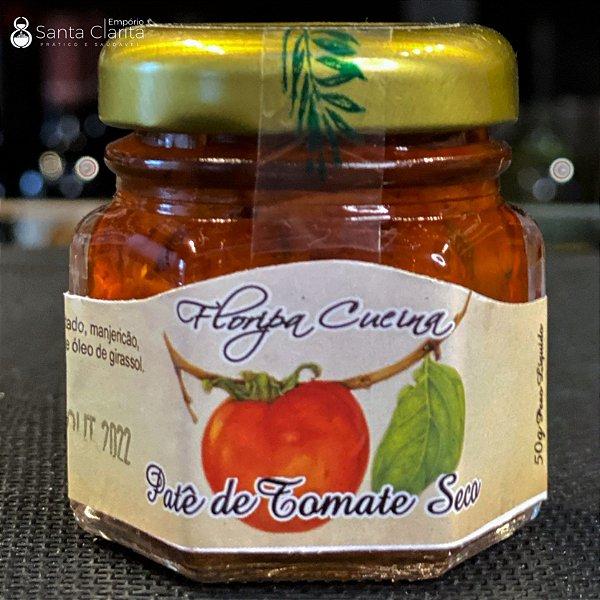 Mini Patê Artesanal de Tomate Seco 50g Floripa Cuccina