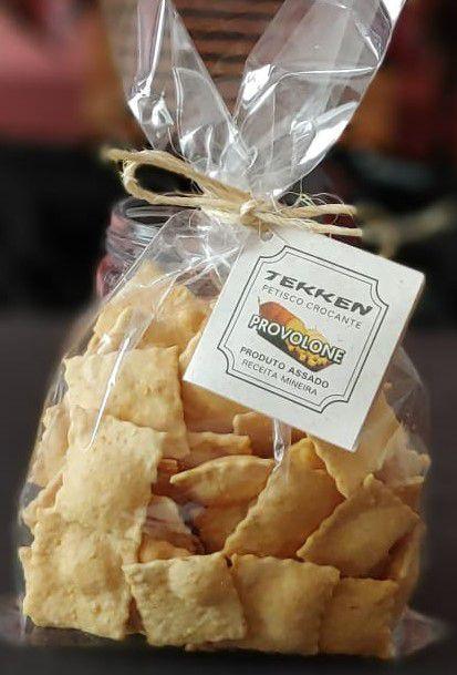 Snack tipo Crostini sabor Provolone 100g