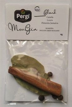 Especiarias para Gin Blond