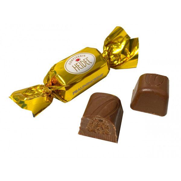 Bombom de Chocolate Puro 10g Heidel