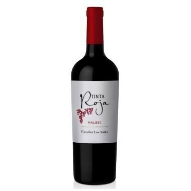 Vinho tinto Malbec Tinta Roja Cuvelier Los Andes