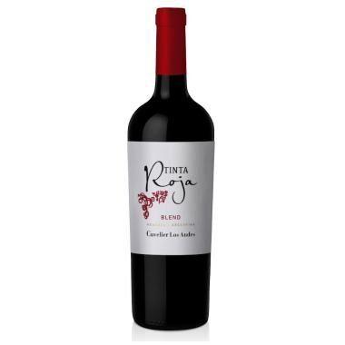 Vinho tinto Tinta Roja Blend Cuvelier Los Andes