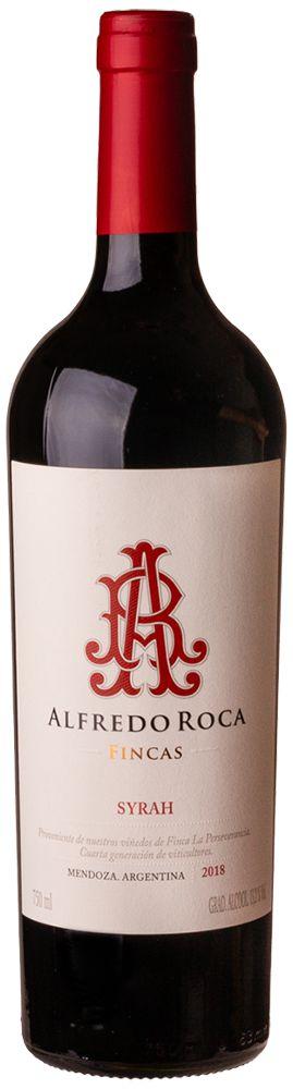 Vinho tinto Shiraz Alfredo Roca Fincas