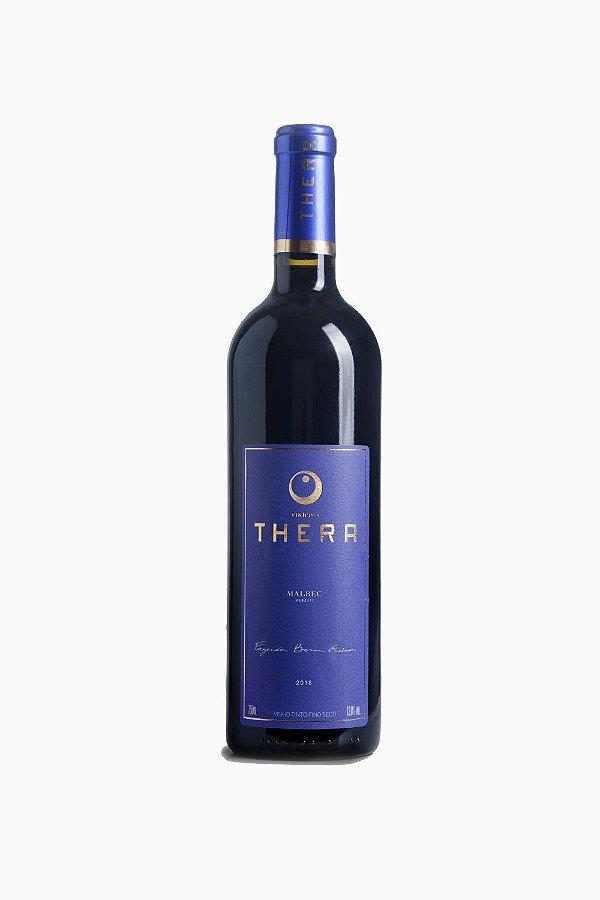 Vinho tinto Malbec Thera