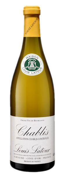 Vinho branco Chablis Louis Latour