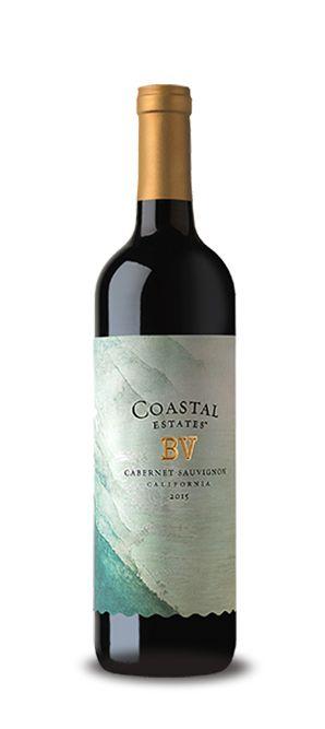 Vinho tinto Cabernet Sauvignon BV Coastal Estates