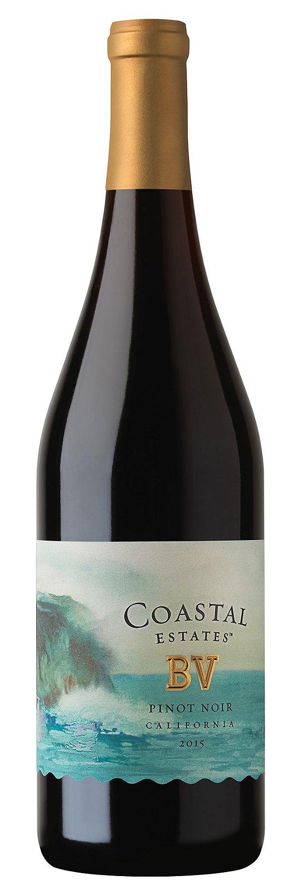 Vinho tinto Pinot Noir BV Coastal Estates