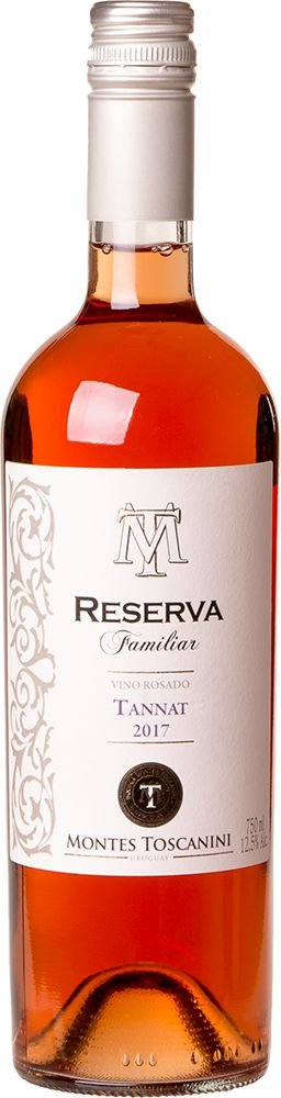 Vinho Rosé Tannat Reserva de Família Montes Toscanini