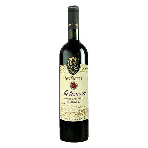 Vinho tinto Sangiovese Alticaia San Michele