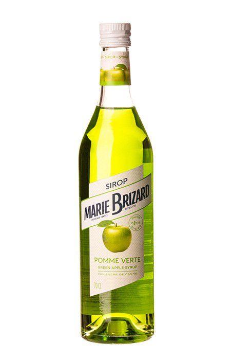 Xarope de Maçã Verde (Pomme Verte) Marie Brizard 700ml