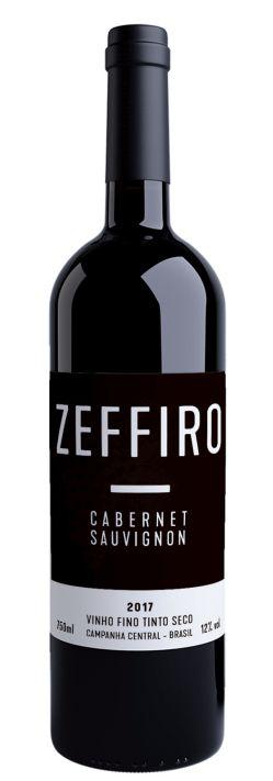 Vinho tinto Cabernet Sauvignon Zéffiro Miolo Wines