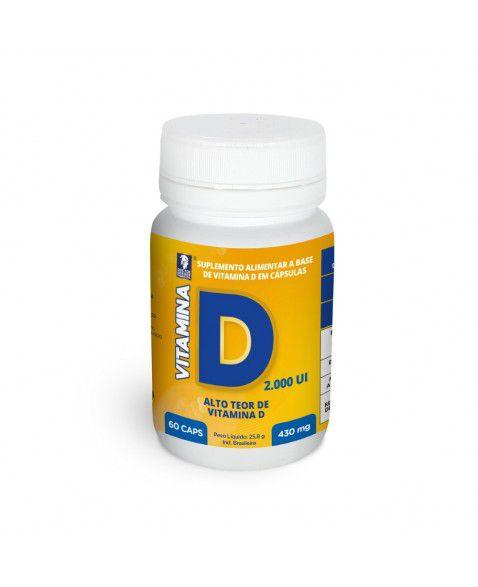 Vitamina D 2000ui Doctor Berger