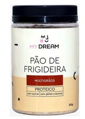 Pão Proteico de Frigideira Multigrãos 350g My Dream