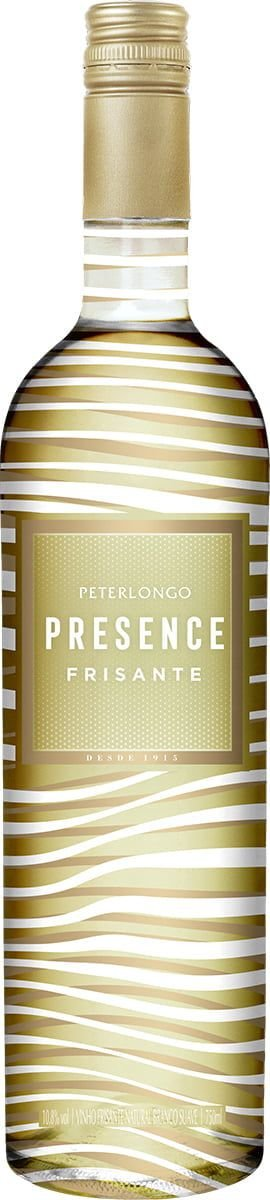 Frisante branco Presence Peterlongo