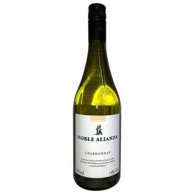 Vinho branco Chardonnay Noble Alianza