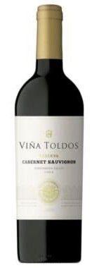 Vinho tinto Cabernet Sauvignon Reserva Viña Toldos