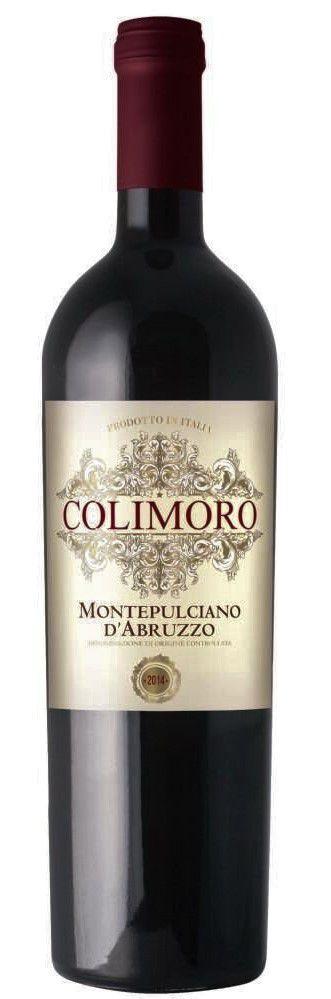 Vinho tinto Montepulciano Colimoro