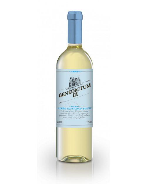 Vinho branco Benedictum II