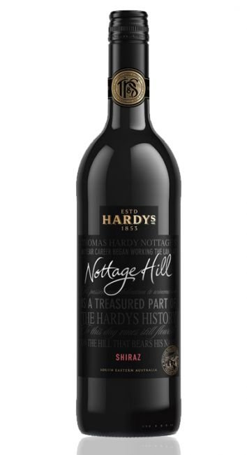 Vinho tinto Shiraz Hardys Nottage Hill