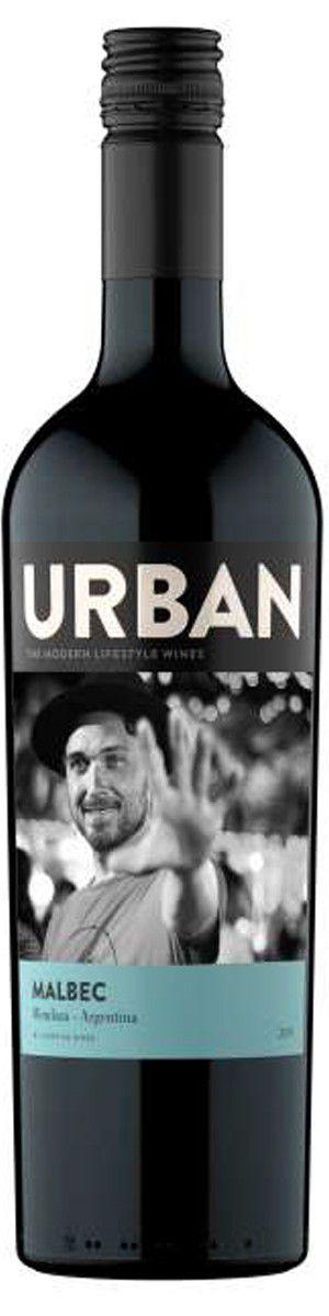 Vinho tinto Malbec Urban 50