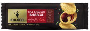 Snack de Arroz Kalassi Barbecue 100g