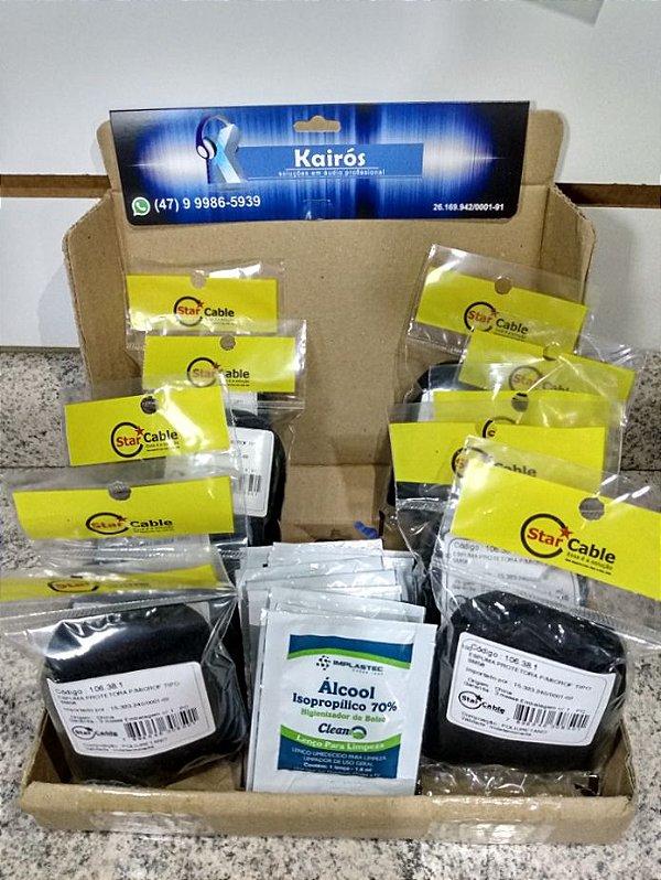 Kit de Higiene para Microfones