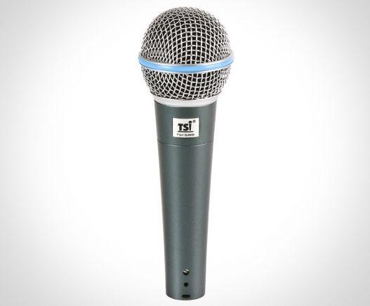 Microfone com fio TSI 58-B