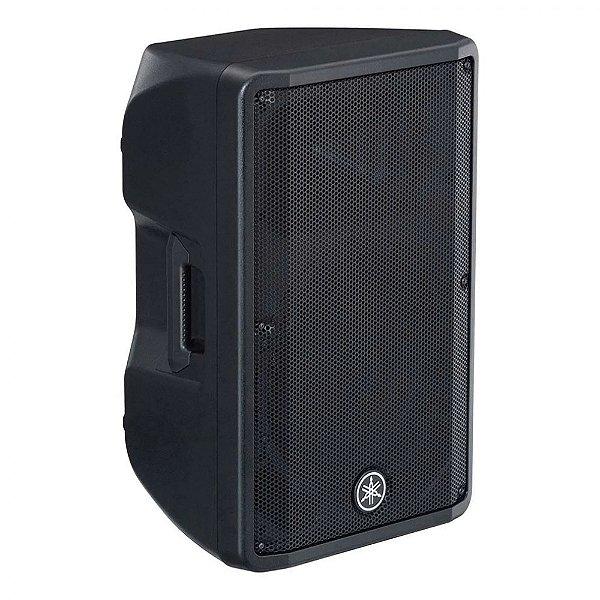 Caixa Acústica Ativa DBR15 YAMAHA
