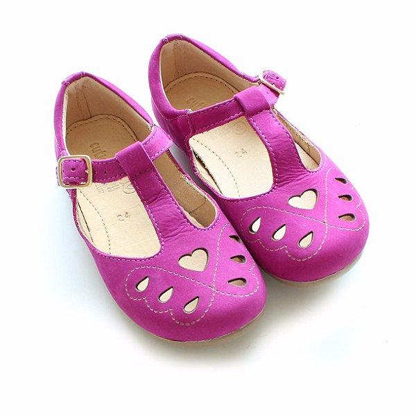 Sapatilha Love Nobuck Pink Maravilha