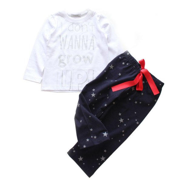 Pijama Don't Wanna Grow Up Stars