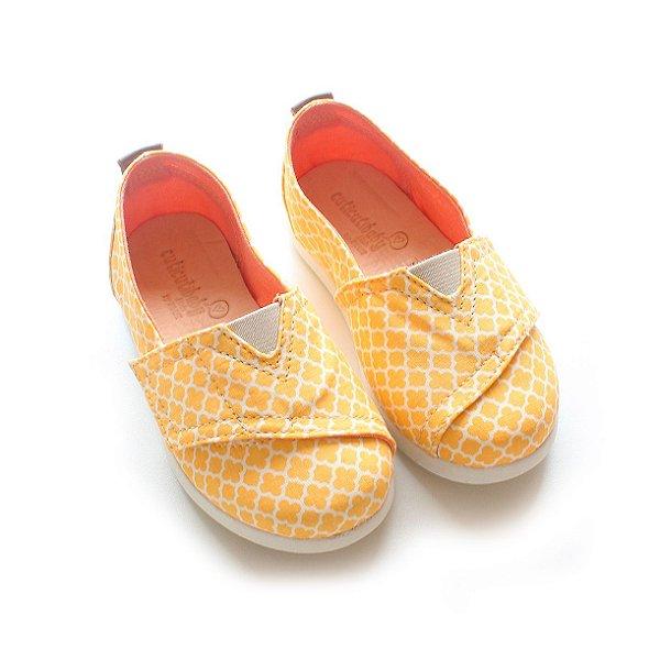 Alpargata CutiCuti Amarelo Yellow