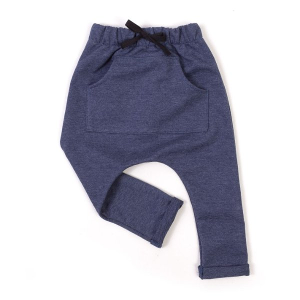 Calça Street Moletinho Jeans