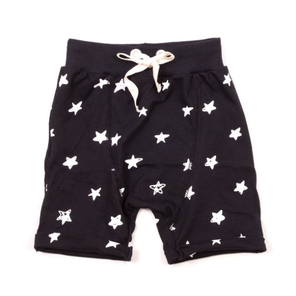 Short Saruel Black Stars