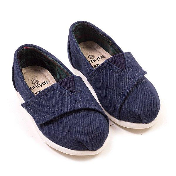 Alpargata Perky Oxford Blue