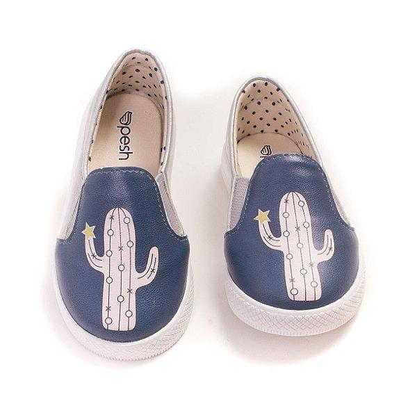 Tênis Slip-On Cactus