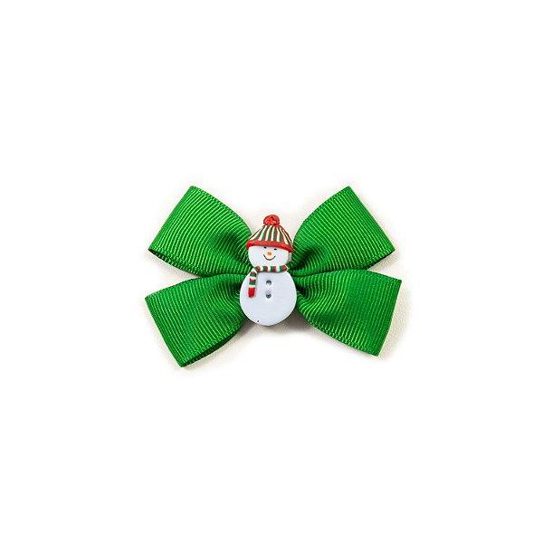 Laço Natal Boneco de Neve