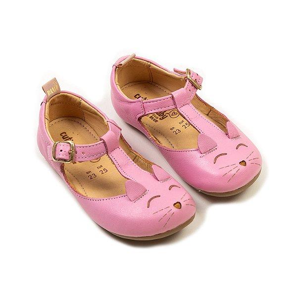 Sapatilha Gatinho Pink Candy