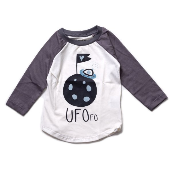 T-shirt Raglan Long - UFOfo