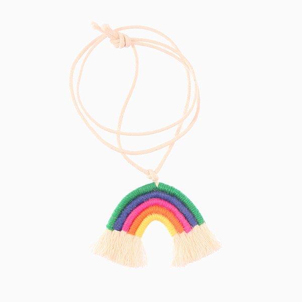 Colar Arco - Íris - Colorido
