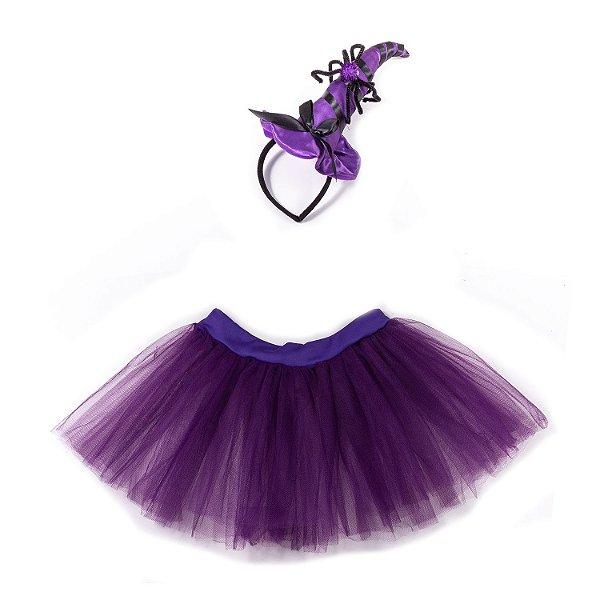 Fantasia Halloween Tutu + Arco