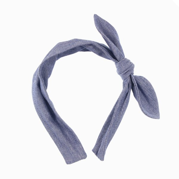 Tiara Turbante - DENIM
