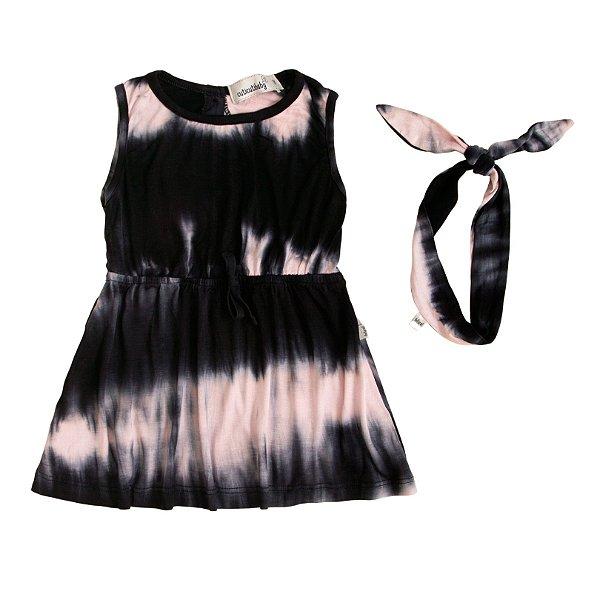 Vestido Fresh Tie Dye + Faixa