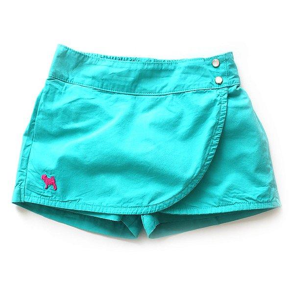 Short Saia Bordado Colors
