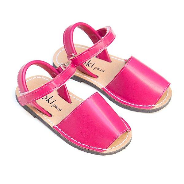 Sandália Avarca Pink
